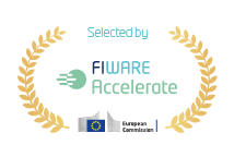 Selected by Fiware Accelerate.